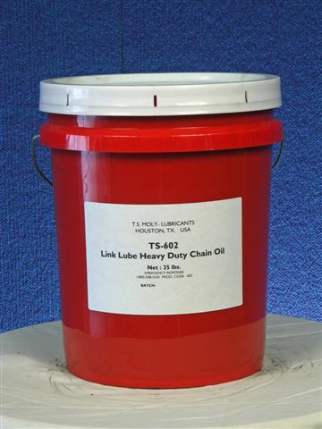TS-602 Link Lube HD Chain Oil