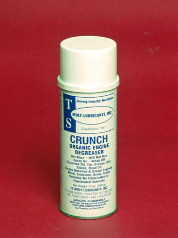 TS-CR Crunch Organic Engine Degreaser