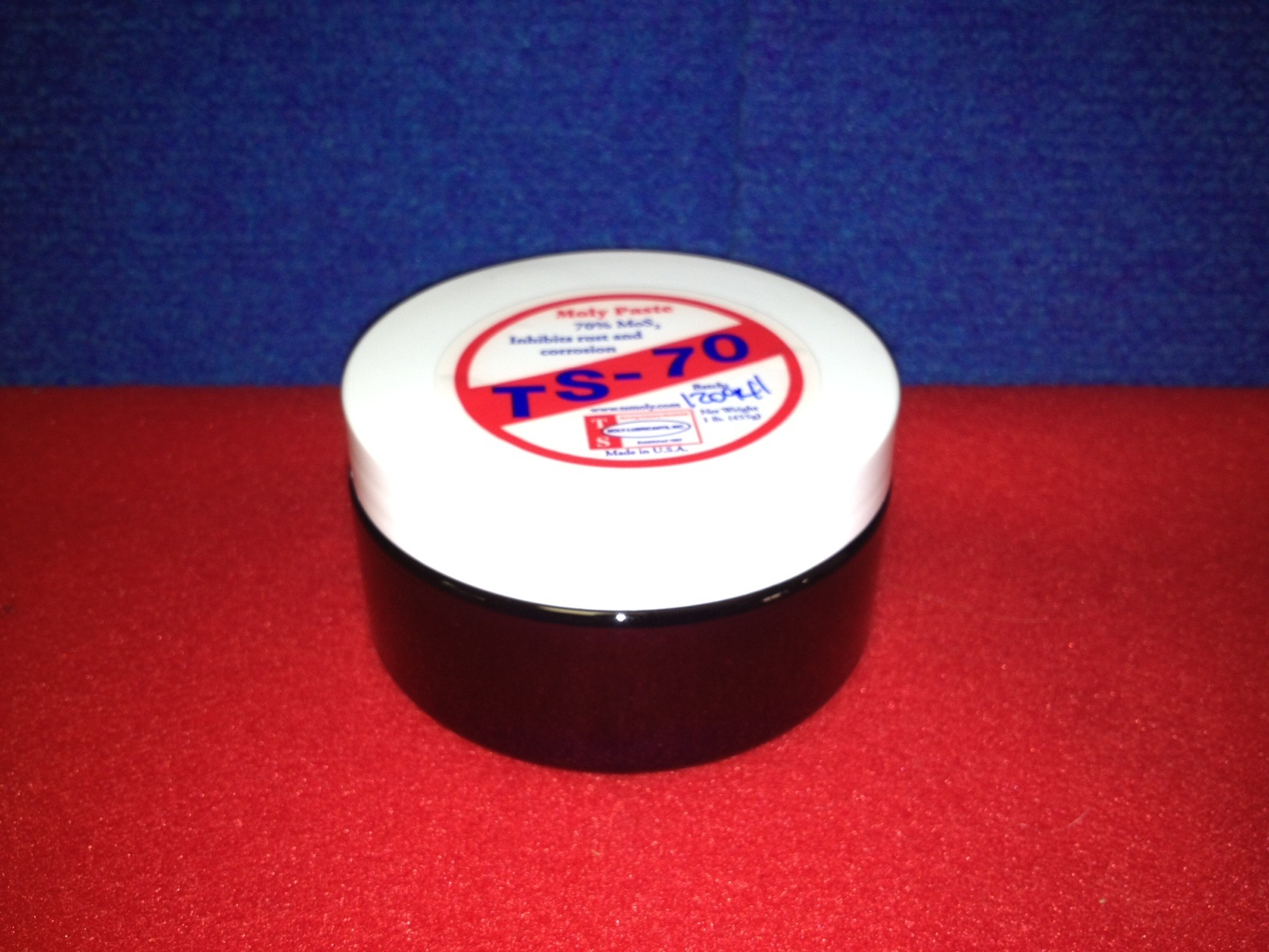 TS-70 Moly Paste With 70% MoS<sub>2</sub>