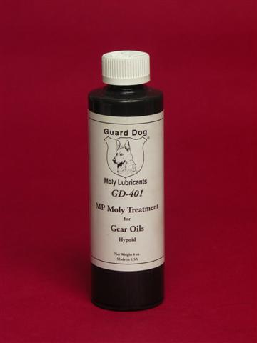 GD-401 Moly Treatment for Gear Oils