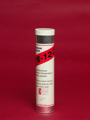 TS-123 Synthetic Moly Chuck Grease